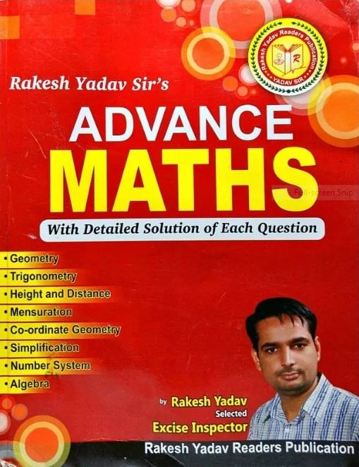 ' rakesh yadav class notes pdf ' ' rakesh yadav math book pdf '