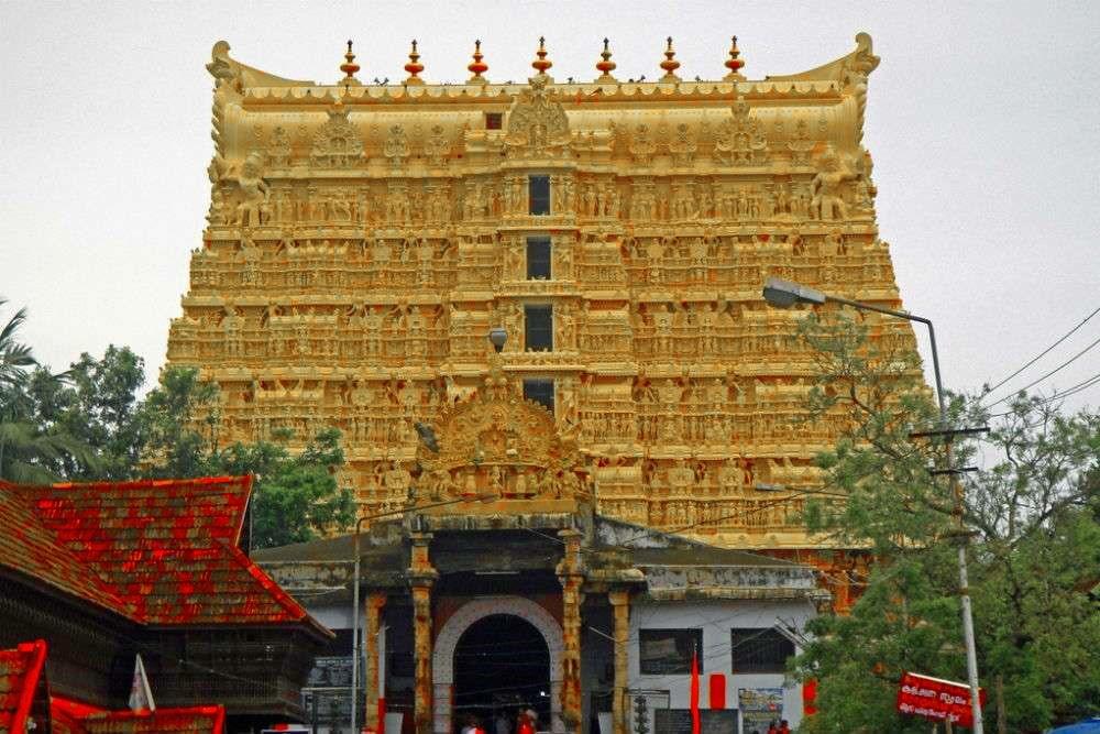 ' Padmanabhaswamy Temple Thiruvananthapuram ' Padmanabhaswamy Temple '