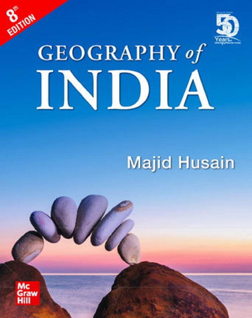 ' Majid Hussain Geography PDF '