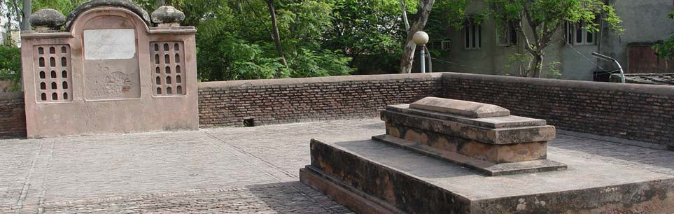 ' Ibrahim Lodi ' ' Tomb of Ibrahim Lodi '