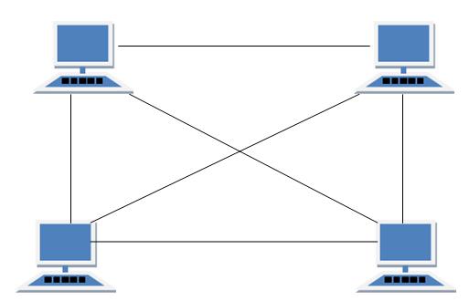 ' mesh topology '