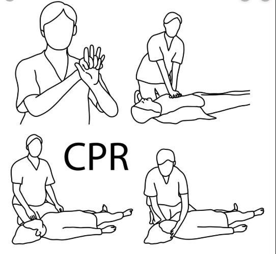 ' CPR ' ' Cardio-Pulmonary Resuscitation '
