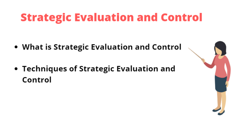 ' Techniques of Strategic Evaluation and Control '