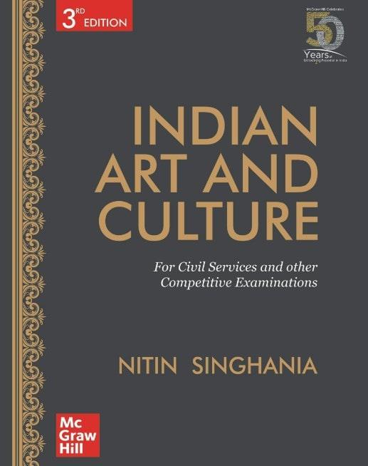 ' Nitin Singhania Art and Culture PDF ' ' Nitin Singhania Art and Culture Book '