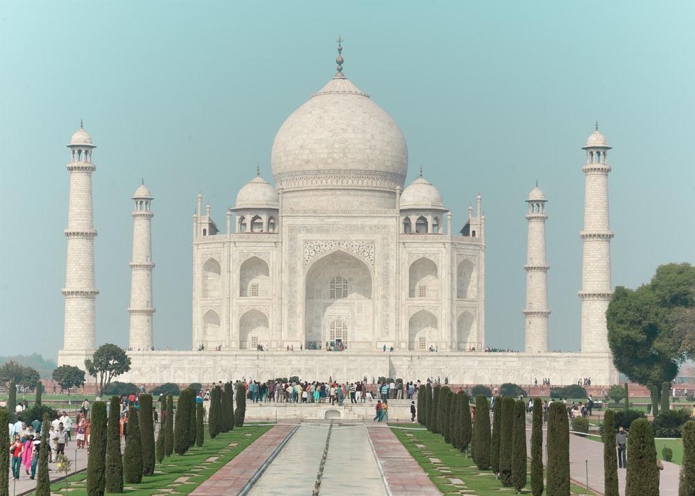 ' Taj Mahal '