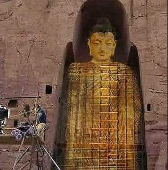 ' buddhas of bamiyan ' ' buddhas of bamiyan 3d '