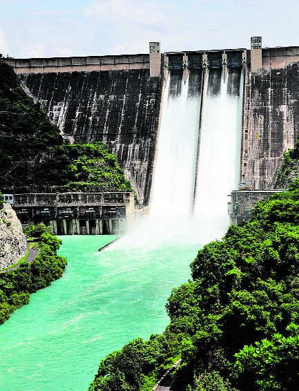 ' bhakra nangal dam ' ' bhakra nangal dam height ' ' bhakra nangal dam map '