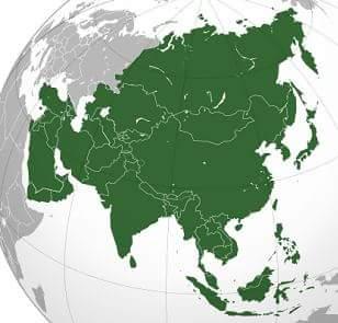 ' Asia Continent ' ' Asia Mahadeep '