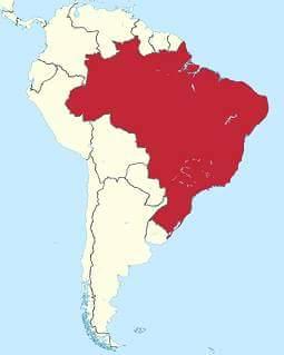 ' Brazil map ' ' Brazil information '